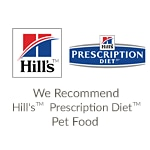 We Recommend - Hill's Pet Food Official Logo - Hill's Nutrition Official Badge