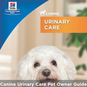 Canine Urinary Care Pet Owner Guide PDF